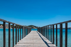 Mallorca - Pequera - Bootssteg - 0095 (Peter Goll thx for +12.000.000 views) Tags: balearischeinseln spanien mittelmeer mediterranean sea meer spain baleares balearen d850 nikon nikkor 28300mm