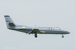 US Army, Cessna UC-35A Citation V (99-00101), Det.1 C/6-52nd AVN (mattmckie98) Tags: aircraft aviation airforce us army norfolk norwich nikon military jet