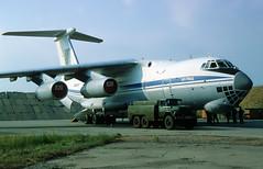 78820 - Melitopol Air Base (OOX) 27.05.2002 (Jakob_DK) Tags: il76 il76md ilyushin ilyushinil76 il76candid ilyushin76 ilyushin76md ilyushinil76md cargo ukdm oox melitopol melitopolairbase ukrainianairforce 2002 78820