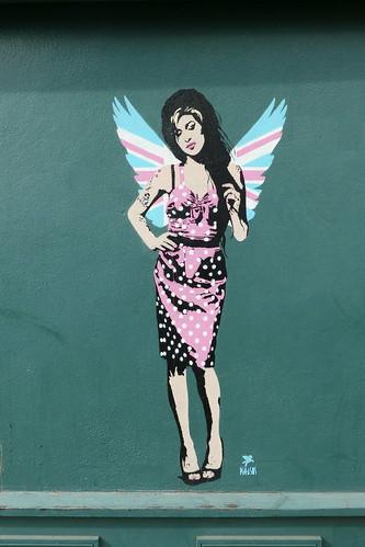 Pegasus stencil