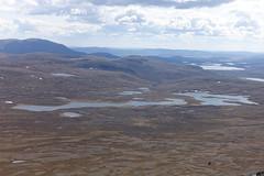 Lake below Sahkas and Luopakte (Filip Sandlöv) Tags: luopakte luobakti luovarri luovarre torneträsk e10