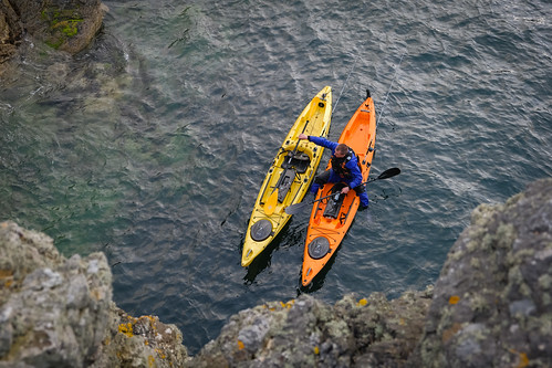 Howth Kayakers