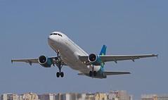 EI-DVL A320 Aer Lingus 13th April 2019 (cvtperson) Tags: eidvl a320 aer lingus faro airport fao lpfr