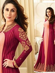 Trendy wedding Wear Pink Colour Georgette Anarkali Dress (zeelpin) Tags: tranding traditional branding royalty morden purchase partywear currant glamor popular glamour colourful style latest event discount wedding exclusive zeelpin special sales demand b4ufashion indianfashion look