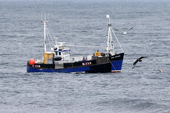 K112 New Venture (Roger Wasley) Tags: k112 newventure northronaldsay orkney scotland fishing boat vessel