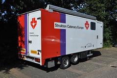 2001 Tijhof TA 5500 trailer (Vinylone AFS-UTS) Tags: 2001 tijhof ta 5500 trailer