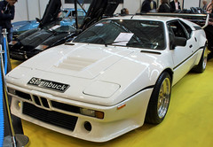 M1 (Schwanzus_Longus) Tags: techno classica essen german germany old classic vintage car vehicle coupe coupé bmw m1