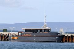Athenia (Roger Wasley) Tags: athenia kirkwall harbour survey vessel ship boat orkney scotland rovingeyeenterprises