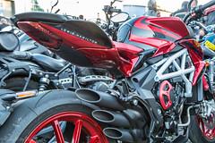 Krazy Horse Bike Night-MV Agusta-Lewis Hamilton (Caught On Digital) Tags: bikes burystedmunds choppers custom krazyhorse mvagusta motorcycles motorbikes suffolk