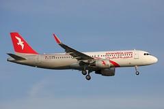 CN-NMN - LGW (B747GAL) Tags: air arabia airbus lgw gatwick egkk cnnmn a320214