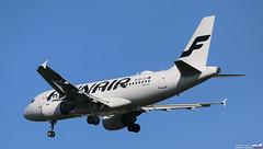 Airbus A319 finnair OH-LVC (sebastiendavid95) Tags: finnair airbus a319 ohlvc spotting bordeaux merignac airport lfbd