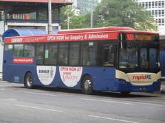 MAN 18.280-WVL 713 (Bryan789) Tags: mana84 rapidkl malaysiabuses rapidklbuses busesinmalaysia manbus man18280