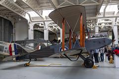 E8894/G-CDLI De Havilland DH.9 (amisbk196) Tags: airfield aircraft dday aviation flickr amis dday75 unitedkingdom 2019 daksoverduxford uk duxford e8894 gcdli dehavilland dh9