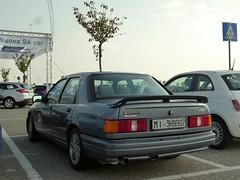 Ford Sierra 2.0i 16v Turbo RS Cosworth 1988 (LorenzoSSC) Tags: ford 1988 sierra turbo cosworth 16v 20i rs 4porte
