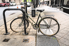 On The Streets Of Philadelphia... (@CarShowShooter) Tags: geo:lat=3995428187 geo:lon=7516271650 geotagged pennsylvania philadelphia unitedstates usa 18200 18200mm abandoned abandonedbicycle america americancity bicycle bicycleinthecity bikerack buildings business cars cartooneffect city citylife cityscene cityscape commonwealthofpennsylvania daytrip destination digitalanarchysoftwaretoonit downtown downtownlife downtownphiladelphia downtownphilly femalebicycle flattire pedestrians people peoplemover philadelphiacounty philadelphiapa philadelphiapennsylvania philly phillypa phl photoshop sony sonya6500 sonyalpha6500 sonye18200mmf3563oss sonymirrorless sonyα6500 street streetphotography streetscene tourist touristattraction touristdestination trashcan travel travelphiladelphia travelphoto travelphotography uscity worldcities wwwphilagov