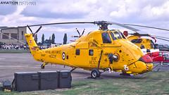 Westland Wessex HC.2 c/n wa122 XR497