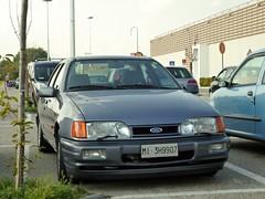 Ford Sierra 2.0i 16v Turbo Cosworth 1988 (LorenzoSSC) Tags: ford 1988 sierra turbo cosworth 16v 20i rs 4porte