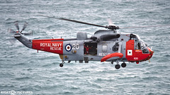 Westland Sea King HU.5 c/n wa637 XV649 '820'