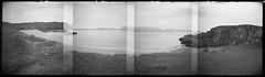 Samhnan Insir (Mark Rowell) Tags: isleofrum samhnaninsir skye highlands scotland diana ilford hp5 blackandwhite bw 120 6x6 mediumformat film