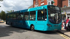 Arriva The Shires (Midlands) 3872 (3772) (MX12 KXB) (robbo84) Tags: sapphire sb200 vdl pulsar wright mx12kzb