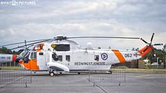Westland Sea King Mk.43B c/n wa747 062