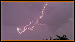 A BOLT FROM THE BLUE (OLD GIT WITH A CAMERA) Tags: