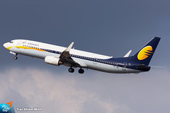 VT-JBZ (minh261) Tags: jet airways boeing 737 737900 737900er