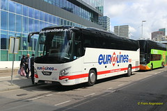 CTH4567 1-WBJ-505 De Vrij (Fransang) Tags: 1wbj505 vdl futura fhd2 eurolines