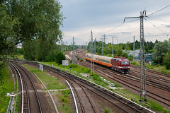 8-6-2019 - Berlin Springpfuhl (berlinger) Tags: berlin deutschland railroad eisenbahn railways ebs sonderzug br143 specialtrain br243 aussenring städteexpress erfurterbahnservice 243936