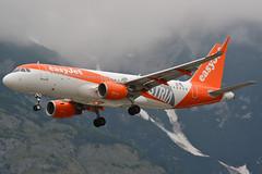 OE-IVA (toptag) Tags: airbusa320214 oeiva easyjeteurope inn lowi innsbruck aviation easyjet