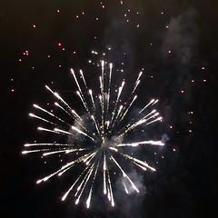 Supernova (arlene sopranzetti) Tags: fireworks lambertville new jersey hope pennsylvania supernova night stars