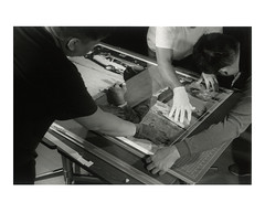 ilfordwarmtonefb_051 (蕭告 Cane pazzo) Tags: contaxt3 sonnar3528 kodak tmax400 tmy bw negative film tmaxdev19 黑白底片 暗房 手工放大 darkroom silvergelatinprint splitgradeprinting ilfordwarmtonefb epsonv600 taiwan
