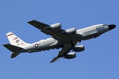 64-14845 RC-135V SHUSH77 Mildenhall 060619a (John Higgins (EF)) Tags: aviation aircraft aviationphotography dday dday75th dday75thanniversary rafmildenhall unitedstatesairforce militaryaviation 6414845 of offuttairforcebase offuttafb 55thwing fightingfiftyfifth 55thoperationsgroup 55thog acc aircombatcommand shush77 boeing rc135 boeingrc135 rc135v rivetjoint sigint signalintelligence bossbird commandersaircraft