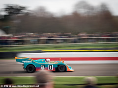 2019 Goodwood Members' Meeting: Porsche 917 (8w6thgear) Tags: 2019 goodwood 77th membersmeeting 77mm grrc porsche 917 sportscar chicane