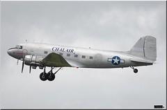 C-47A, F-AZOX, Chalair (OlivierBo35) Tags: caen cfr lfrk daksovernormandy dc3 dakota douglas dday skytrain