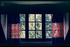 (JacobR97) Tags: nikonf100 nikkor50mmf14d fuji provia100f expired film e6 reversal color slide fujifilm fujichrome rdp rdpiii window 35mm microtekartixscanf2