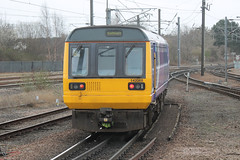 142068-DT-03032019-1 (RailwayScene) Tags: class142 142068 pacer leyland railbus arriva northern darlington