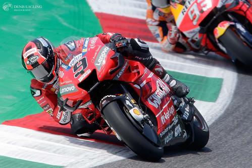 Danilo Petrucci - 2019 Mugello Moto GP