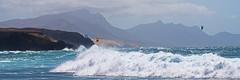Kitesurfers' paradise (uwe1904) Tags: fuerteventura kanarischeinseln landschaft pentaxk1 spanien uwerudowitz