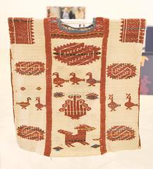 Huipil Mexico Oaxaca Ojitlan Textiles (Teyacapan) Tags: vestimenta oaxaca mexico chinantec ojitlan museo ropa clothing weaving textiles