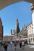 Marienplatz - Munich (Neil Pulling) Tags: germany deutschland münchen munich bayern bavaria marienplatz