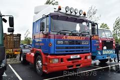 Add Watermark20190608042120 (richellis1978) Tags: truck lorry haulage transport logistics gaydon classic commercial show 2019 daf 95 brierley leyalnd ati c3abt