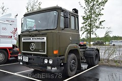 Add Watermark20190608041835 (richellis1978) Tags: truck lorry haulage transport logistics gaydon classic commercial show 2019 seddon atkinson 401 d895uta