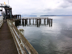 Ferry Landing (John___Anderson) Tags: art amazing color beautiful concrete dreams excellent faces greatness heaven interesting images johnanderson june keep smiling light love magic northwest ocean outdoor pacific sasquatch rock seattle that which joins all humans mukilteo universe vintage washington state