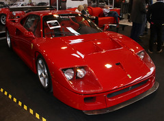 F40 (Schwanzus_Longus) Tags: techno classica essen german germany italy italian modern car vehicle coupe coupé ferrari f40