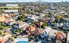 16 Snape Street, Kingsford NSW