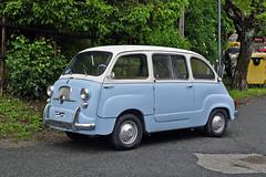 Fiat 600 Multipla (Maurizio Boi) Tags: fiat 600 multipla car auto voiture automobile coche old oldtimer classic vintage vecchio antique italy