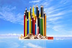Pencilvania (-juanfernando-) Tags: pensilvania lapices lapiz pencil pencilvania colores