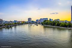 _MG_2337 (vuphone0977) Tags: canon river landscape streetlife vietnam 1855 saigon mylife sàigòn 100d cafe2fone kiss x7 kissx7