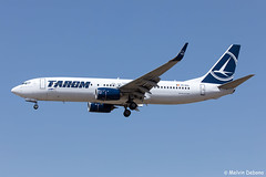 Tarom - Romanian Air Transport Boeing 737-8H6  |  YR-BGL  |  LMML (Melvin Debono) Tags: tarom romanian air transport boeing 7378h6 | yrbgl lmml cn 40145 melvin debono spotting canon eos 5d mark iv 100400mm plane planes photography airport airplane aircraft aviation spotters spotter malta mla